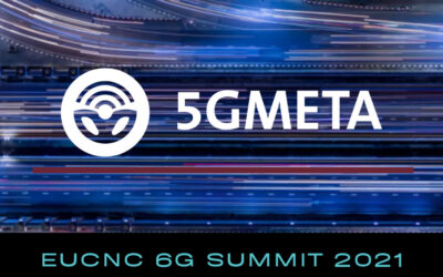 5GMETA talks 5G in the automotive industry at the 2021 EuCNC & 6G Summit